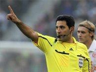 Babak Rafati, árbitro que intentó suicidarse.